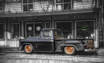 Downtown Truck