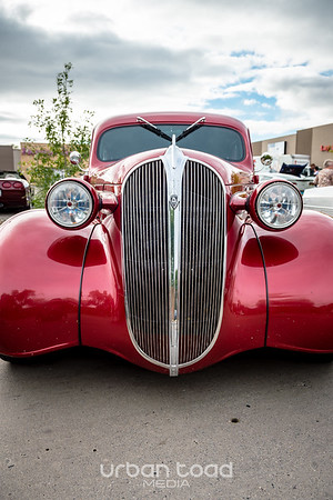 West Fargo Cruise Night Sept  2016