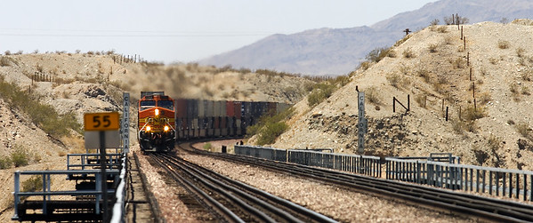 BNSF - Berlington Northern Santa Fe