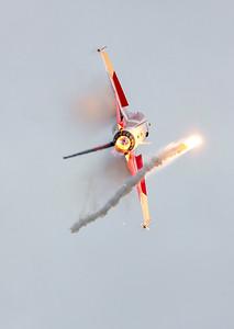 F-16 airfighter
