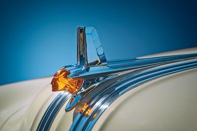 1953 Pontiac Hood Ornament