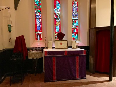 St Michael's Shrine and Altar