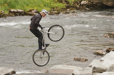 BMX Stunts by River Stranda, Voss Extreme Sports Week 2010