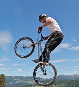 BMX Trials, Balvallstunet, 26th June 2011