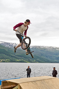 BMX, Prestegardslandet, 30th June 2011