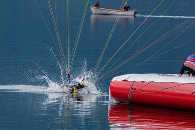 Precision Landing on Water