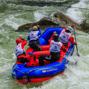 Rafting Slalom and H2H