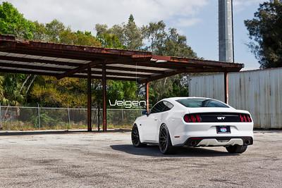 Velgen Vmb7 Mustangs Steeda Uk Cars