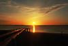 Coucher de soleil à la baie Shallow - Parc national de Gros Morne, Terre-Neuve