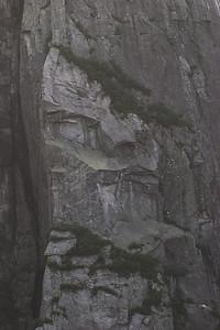 L'homme de fer blanc du Magicien d'Oz - Western Brook pond, parc national de Gros Morne, Terre-Neuve