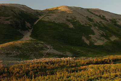 Mont Gros-Morne - Sentier James Callaghan, parc national de Gros Morne, Terre-Neuve