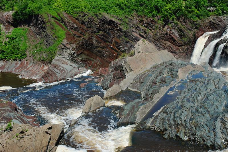 Chute de la rivière Chaudière - Route Verte #1