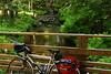 Ruisseau - Route Verte, parc de la Yamaska