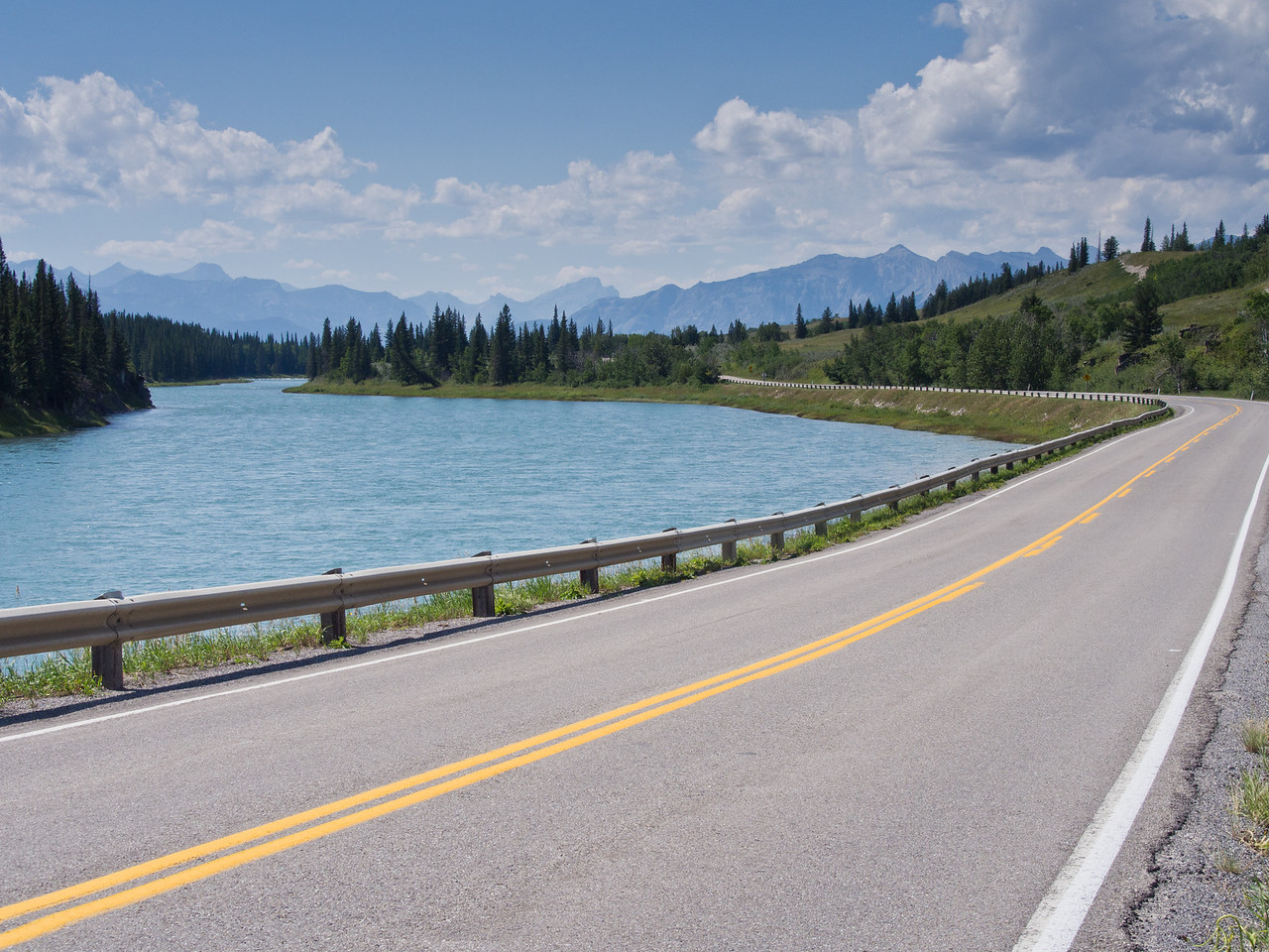 Bow Valley Parkway (highway 1a)