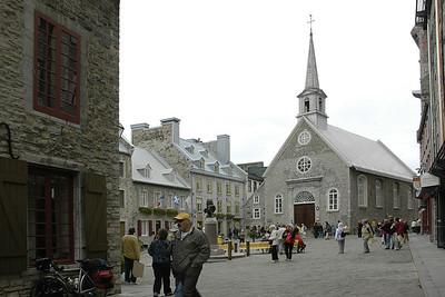 Place Royale - Ville de Québec