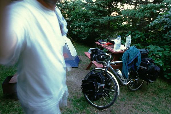 Camping de Grande-Vallée