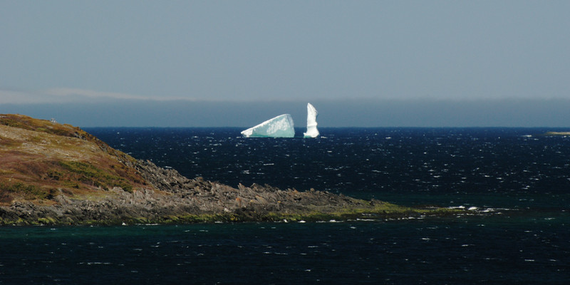 Iceberg - Anse-aux-Meadows