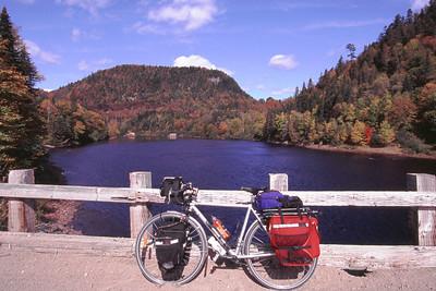 Rivière Batiscan - Réserve faunique de Portneuf