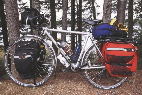 Mon vélo (Peugeot Alpin Pro) - Zec Tawachiche