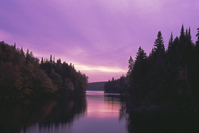 Lac - Zec Tawachiche