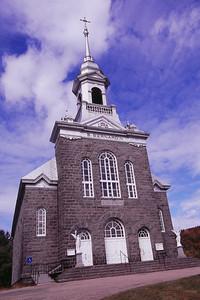 Église - Rivière-à-Pierre