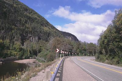 Fosse #21 - RouteHighway172, Saguenay