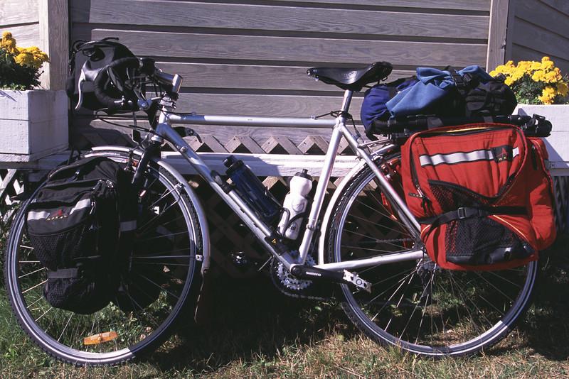Mon vélo - Saguenay