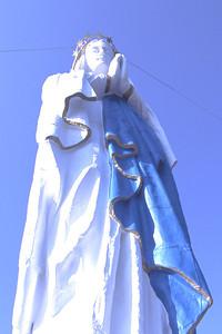 Statue - Parc national du Saguenay