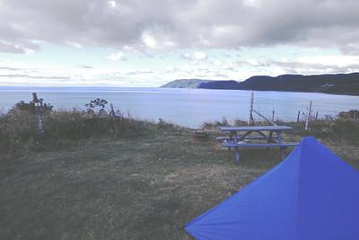 Camping du Fjord - Baie-Sainte-Catherine, Saguenay