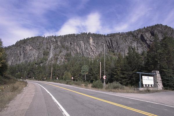 Les Palissades - Route, Saguenay