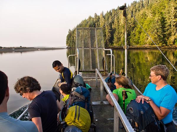 Gordon River Ferry
