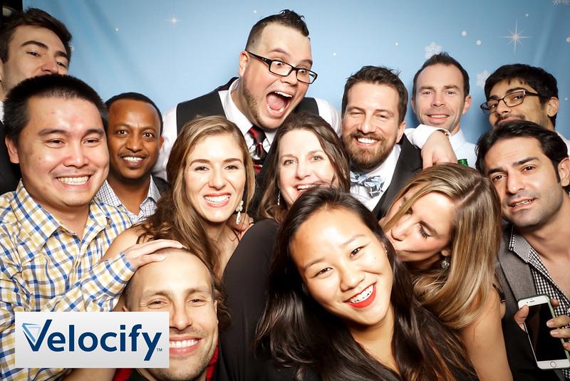 Velocify Holiday Party 2015