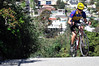 Fargo Street hill climb, Silver Lake, March 2008.