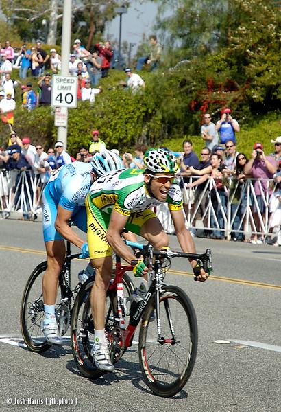 Tour of California, Stage 6, Thousand Oaks, February 2006.