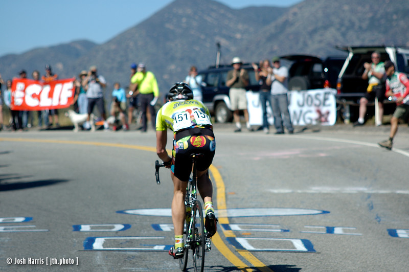 Tour of California, Stage 6, Ojai, February 2006.