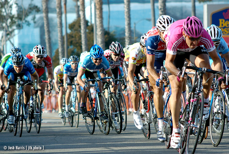 Tour of California, Stage 7, Redondo Beach, February 2006.