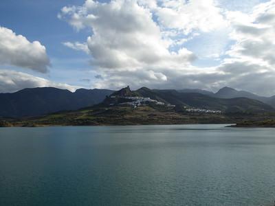 Zahara und die Sierra de Grazalema