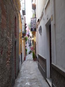 Juderia in Sevilla