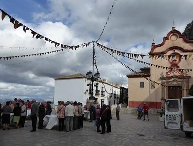 Dorffest in Zahara