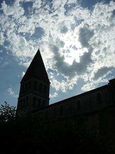 Abbaye St Philibert , Tournus