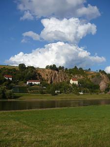 Elbe bei Meissen