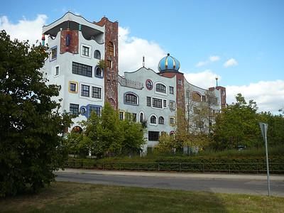 Hundertwasserschule, Wittenberg