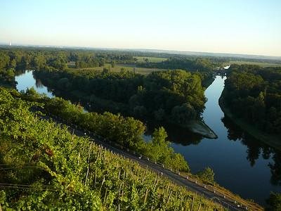 Moldau und Elbe, Melnik