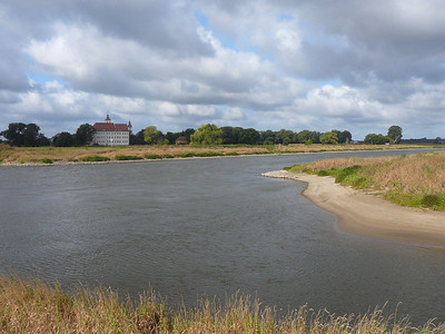 Elbe bei Pretzsch