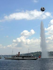 Jeux d'eau, Genf