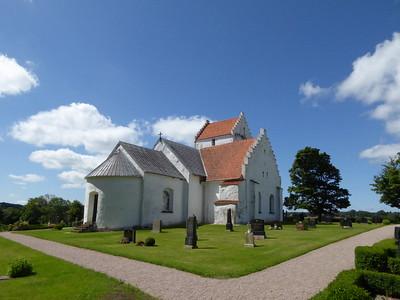 Kirche in Ravlunda