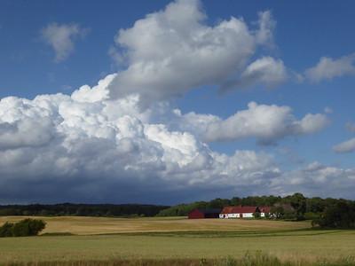 Bauernhof bei Rörum