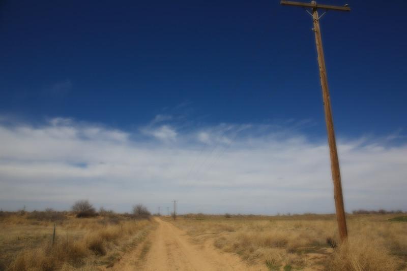 West Texas slide background: Olton