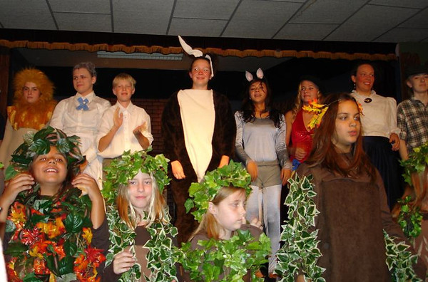 Velveteen Rabbit - Show Photos