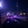 Boris Herrmann arriving to Les Sables d'Olonne a week before the start of the VG